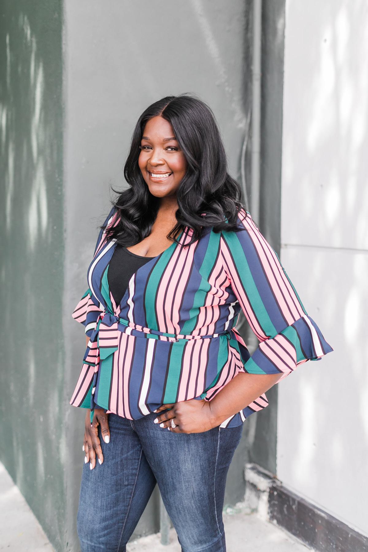Happy client, DeNeitra Burnett