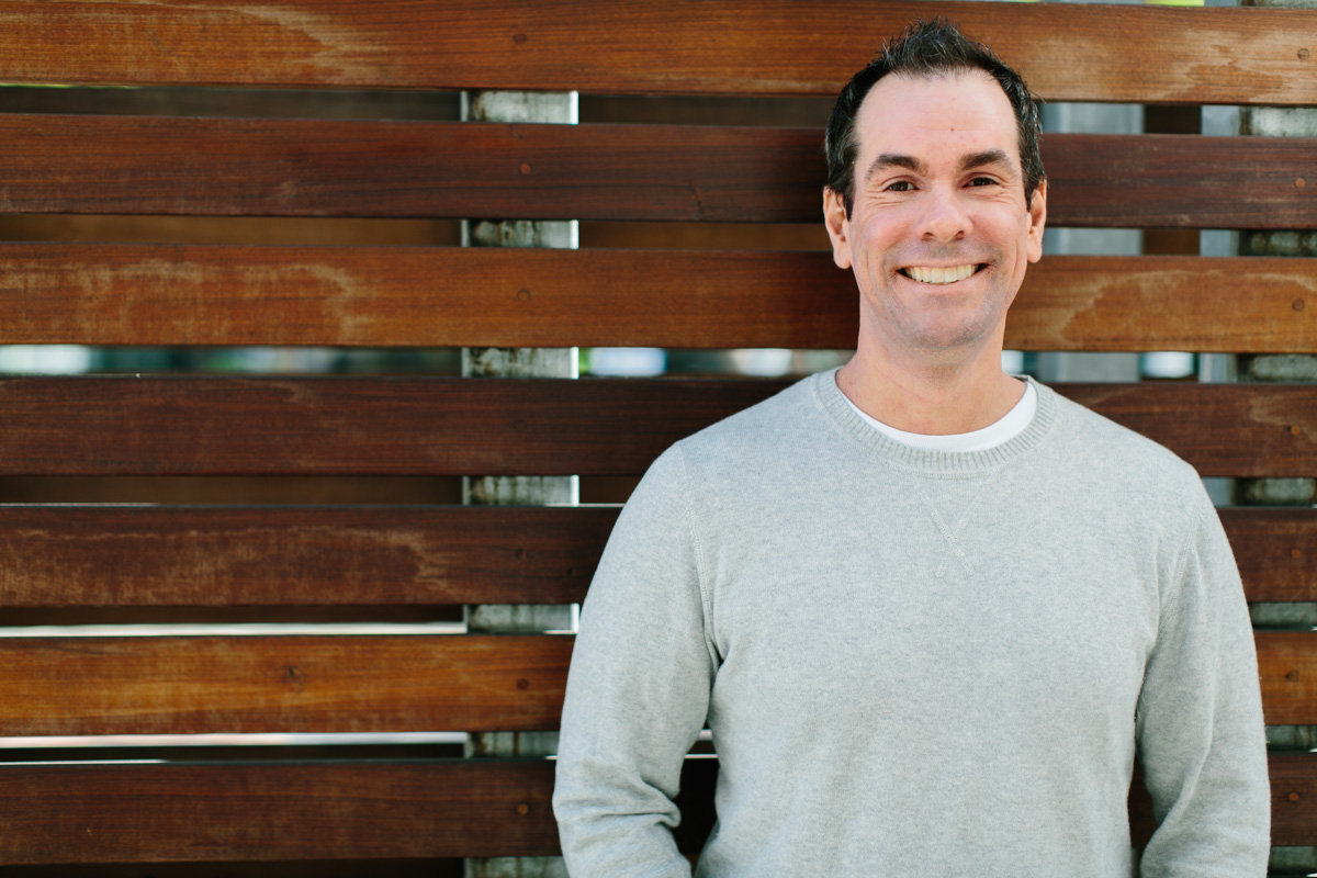 Happy client, Rick Mulready