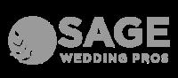 Sage Wedding Pros Logo